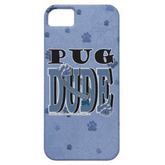 パグの男 iPhone SE/5/5s ケース