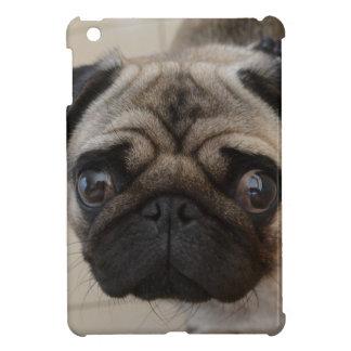 パグのIpad小型QPCのテンプレート iPad Miniケース
