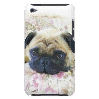 パグ犬 Case-Mate iPod TOUCH ケース