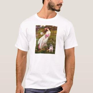 パグ1 - Windlfowers Tシャツ