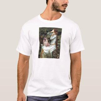 パグ2 (子鹿) -着席するオフェリア Tシャツ