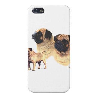 パグ iPhone 5 CASE