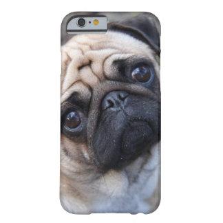 パグ iPhone 6 ベアリーゼアケース