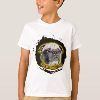 パグ…! Tシャツ