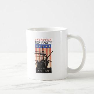 パサデナのお茶会 コーヒーマグカップ
