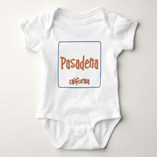 パサデナカリフォルニアBlueBox ベビーボディスーツ