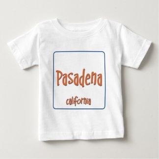パサデナカリフォルニアBlueBox ベビーTシャツ