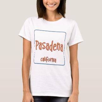 パサデナカリフォルニアBlueBox Tシャツ