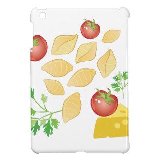 パスタの貝 iPad MINIケース