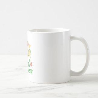 パスタMasta コーヒーマグカップ