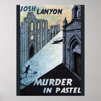 パステルの殺害 ポスター