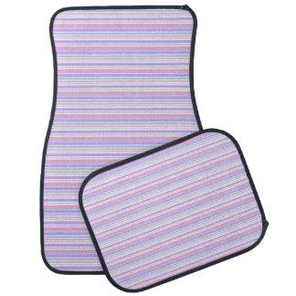 パステル調のイースターは縞で飾ります カーマット