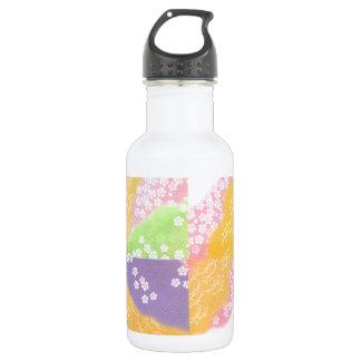 パステル調の桜 ウォーターボトル