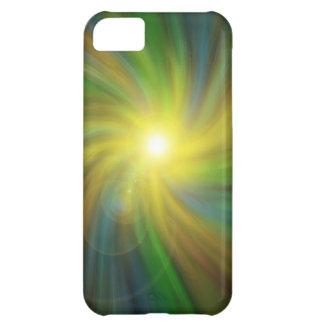 パステル調の渦のiPhone 5cケース iPhone5Cケース