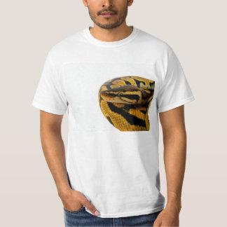 パステル調の球の大蛇 Tシャツ