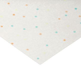 パステル調の紙吹雪 薄葉紙