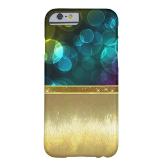 パステル調の輝きバンド箱 BARELY THERE iPhone 6 ケース