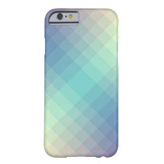 パステル調ピクセル夢 BARELY THERE iPhone 6 ケース