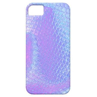 パステル調ピンク、水および量られる薄紫の人魚 iPhone SE/5/5s ケース