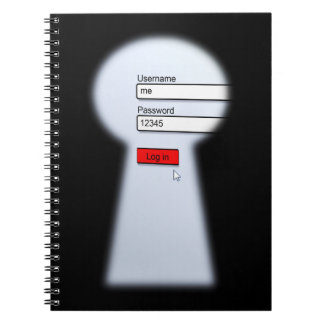 パスワード保証 ノートブック