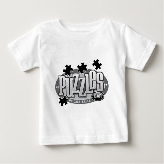 パズルのバー ベビーTシャツ