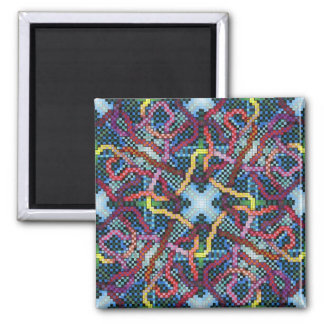 パズルのKinectricの永遠のタイル1 マグネット
