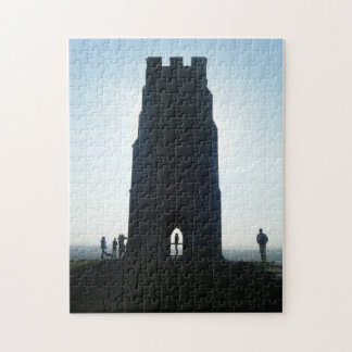 パズル- Glastonburyの岩山 ジグソーパズル