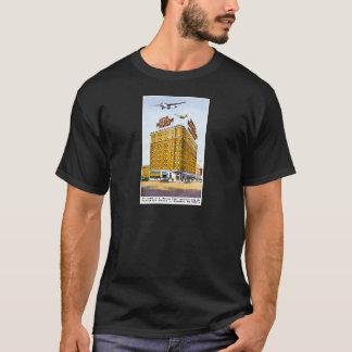 パターソンのホテル、Bismark、ノースダコタ Tシャツ