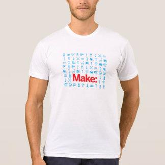 パターンを作って下さい Tシャツ