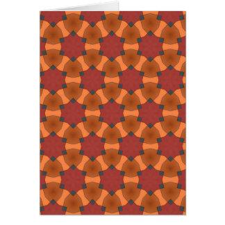 パターン(の模様が)あるなカード カード