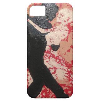 パターン(の模様が)あるなタンゴの例 iPhone SE/5/5s ケース