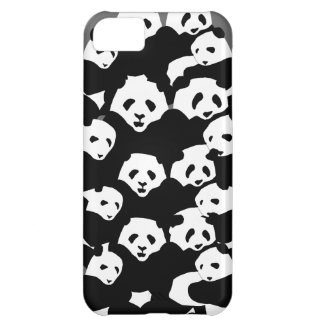 パターン(の模様が)あるなパンダ iPhone5Cケース