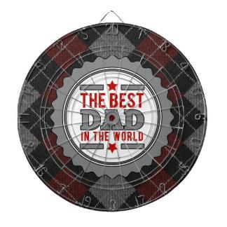 パターン(の模様が)あるな世界のアーガイルの最も最高のなパパ ダーツボード