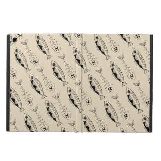 パターン(黒い)、さまざまな色のiPadの空気箱を採取して下さい iPad Airケース