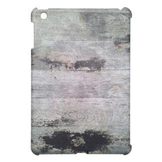 パターンIpadの未加工自然な木製場合 iPad Mini Case