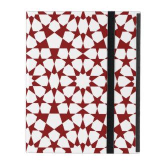 パターンiPadのPowisのイスラム教の幾何学的な場合 iPad ケース