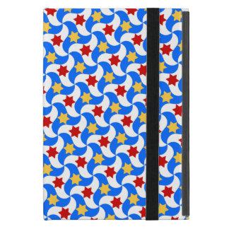 パターンiPadのPowisのイスラム教の幾何学的な場合 iPad Mini ケース