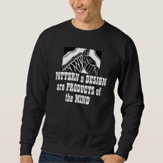 パターンnデザインは心のワイシャツTのプロダクトです スウェットシャツ