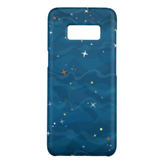 パターンSamsungの銀河系S8、やっとそこに電話箱 Case-Mate Samsung Galaxy S8ケース