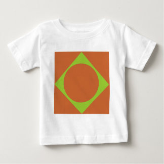 パターンzazzle 8 ベビーTシャツ