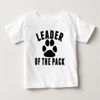 パックのリーダー ベビーTシャツ