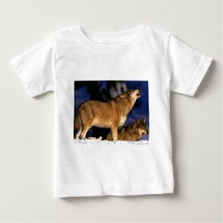パックの呼出し ベビーTシャツ