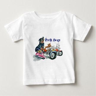 パック犬 ベビーTシャツ