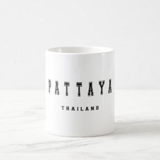 パッタヤータイ コーヒーマグカップ