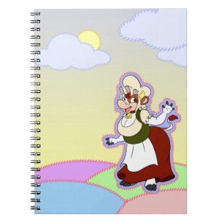 パッチワークのMamooのノートV2 ノートブック
