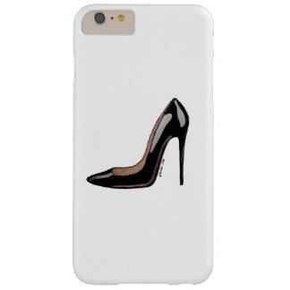 パテントの小剣のIPhoneの黒い箱 Barely There iPhone 6 Plus ケース