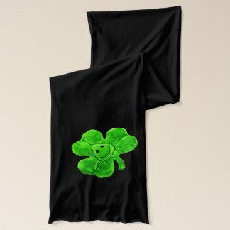 パトリキウスの日のおもしろいなアイルランドのシャムロックのスカーフ スカーフ