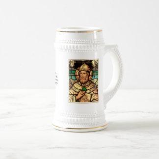 パトリキウスの日の宗教ギフトのビールのジョッキ ビールジョッキ