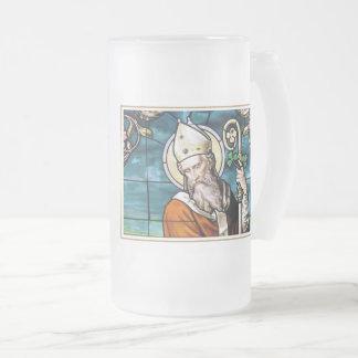 パトリキウスの日の宗教ギフトのビールのジョッキ フロストグラスビールジョッキ