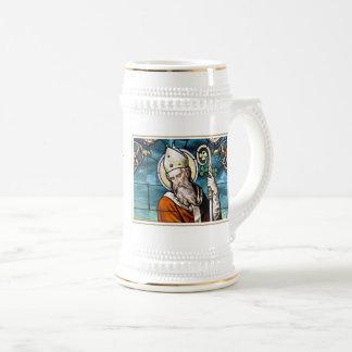 パトリキウスの日の宗教ギフトのマグ ビールジョッキ